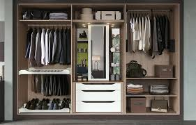 full cabinet this is an enclosed wardrobe interior