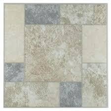 l and stick block pattern vinyl tile 45 sq ft case