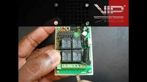 rf 204 remote control 315 433mhz 4channel control gate garage rf 204 remote control 315 433mhz 4channel control gate garage light appliance