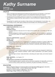 Effective Resume 100 New Update How To Write An Effective Resume Professional 9