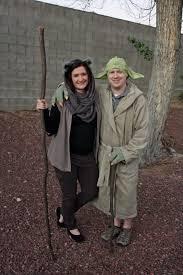 easy ewok costume