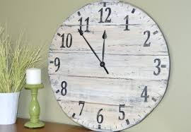 24 inch wall clock large brown wall clock black clock large black and white wall intended for the most amazing 24 inch wall clock for