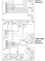 radio wiring diagram or chart 1989 3 2l targa pelican parts here is the wiring diagram per bentley for the preamp setup