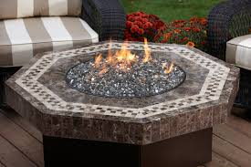 image of fire pit rocks for natural scenery all home design solutions inside outdoor fireplace