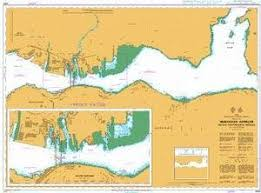 Burrard Inlet Depth Chart Amazon Com Ba Chart 4964 Canada British Columbia