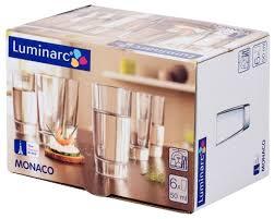 Стоит ли покупать <b>Набор стопок Luminarc</b> Monaco H5125 50 мл ...