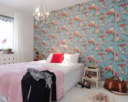 Purple Wallpaper For Bedrooms Beauteous Interior Design Bedroom Wall Colour Ideas With Purple
