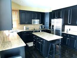 brown cabinets with white countertops black kitchen cabinets with white quartz k light granite colors s brown cabinets with white countertops