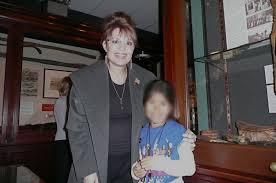 New pictures of the non pregnant Sarah Palin from March 26 2008.