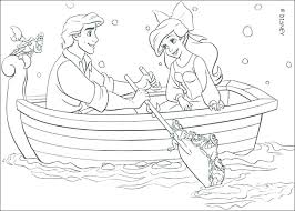 Ariel Mermaid Coloring Pages The Little Mermaid Coloring Page Ariel