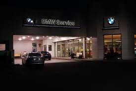 thompson bmw car dealership in