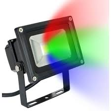 outdoor colour changing led spotlights designs