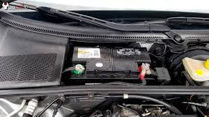 how to change audi battery