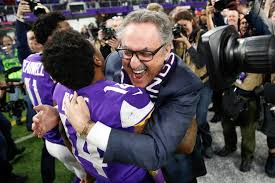 Vikings owner Zygi Wilf: 'One day soon, we will get to the Lombardi'