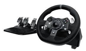 <b>Руль Logitech G920 Driving</b> Force (с педалями) черный