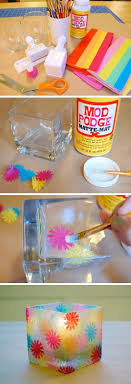 Diy Candles Easy Diy Candle Holders Littlethings