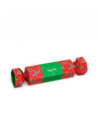Happy Socks Christmas Cracker Holly Gift Box Watch Wear