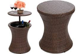 top 10 best outdoor cooler tables