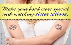 Take A Peek At These Awe Inspiring Matching Tattoos For Sisters