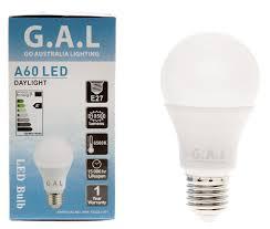 Minimise Led Lighting A60 E27 12w 6500k Led Bulb Day Light