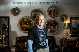 First time Hoffman met Mattress Mack he insulted him  Houston Chronicle