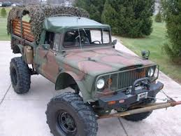502 chevy crate power wild 1968 jeep m715 build bring a trailer jeep other camo