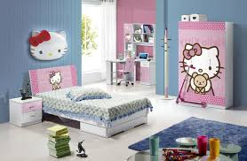 Kids White Bedroom Sets Modern Cinnamon Wall Color Decorating