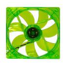 Вентилятор Cooling Baby 12025 4PS GREEN LED