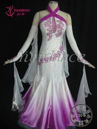 B Modern Costume Designer Yundance China Wind Classical Tailor Made Waltz Tango