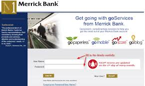 You may use the service to view your merrick bank credit card statement online to make individual online payments directly from an eligible checking or savings account in the amounts and on the days you request. Merrick Bank Online Banking Login Login Bank