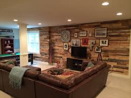 recycled pallet wood walls