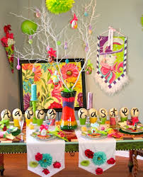 Fiesta Table Decorations Flowers Show Me Decorating