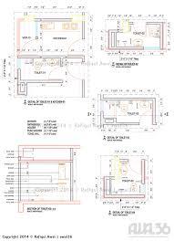 autocad 2d 3d drawing floor plan sketchup
