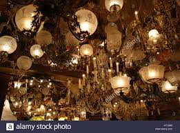 Antique Lighting Fixtures Philadelphia An Antique Light Shop In Philadelphia Stock Photo 169677427