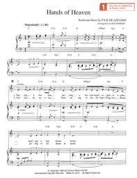heaven piano sheet music hands of heaven sheet music download deseret book