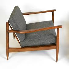 danish modern lounge chair. Fine Modern MidCentury Modern Pair Of Danish Walnut Lounge Chairs For Sale In Chair N