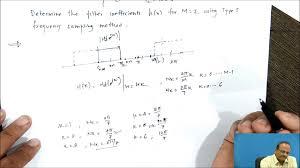 Frequency Sampling Method Fir Filter Design Fir Filter Design Using Frequency Sampling Method