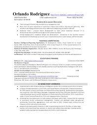 Bi Developer Resume. Orlando Rodriguez  http://www.linkedin.com/in/orodrigueznjbi 5003 ...