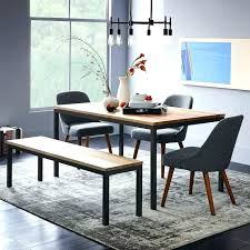dining table white legs wooden top wood top dining table with white legs box frame