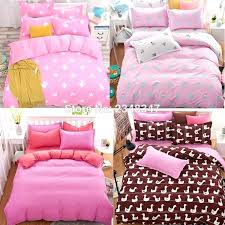 twin bed duvet cover size pink fashion 4pcs single twin full queen size bed quilt duvet