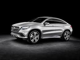 If you're a mercedes benz enthusiast and you're in the market for an suv, you don't necessarily need to buy a brand new model to get a good deal on. 2014 Mercedesbenz Concept Coupe Suv News And Information Research And Pricing