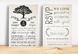 28 Rustic Wedding Invitation Design Templates Psd Ai Free
