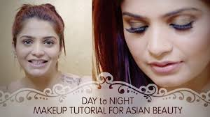 day to night makeup transformation loreal eyeshadow for sultry evening makeup krushhh by konica