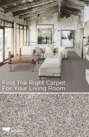 Totally Convinced carpet by Shaw Floors comes in 28 different colors. Find  the ideal neutral