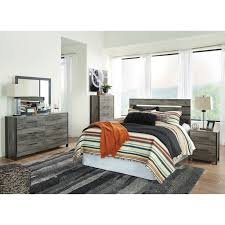 Signature Design by Ashley Cazenfeld Queen Bedroom Group - Item Number:  B227 Q Bedroom Group