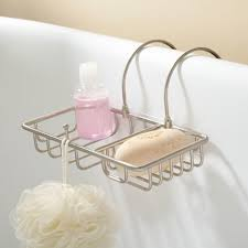 soap basket with sponge holder