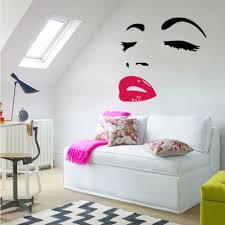 Marilyn Monroe Bedroom Accessories Marilyn Monroe Room Decor Hot Retro High Quality Font B Marilyn B