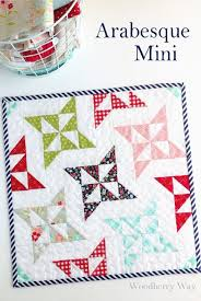 Best 25+ Mini quilt patterns ideas on Pinterest | Quilt patterns ... & Free Mini Quilt Patterns Adamdwight.com