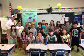 april 6 2018 everyone enjoyed young writer s day with robert at ham park elementary in havertown pa