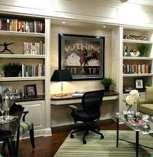 built in office desk and cabinets built in desk and bookshelves great built in shelving desk nook the lighting is the key built in desk built in office desk